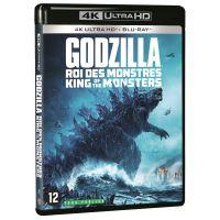 Godzilla 2 : Roi des monstres Blu-ray 4K Ultra HD