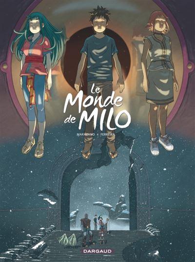 Le Monde de Milo - Tome 8 - Le Monde de Milo