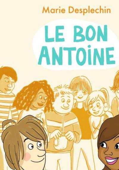 Le bon Antoine - 9782075047906 - 5,49 €
