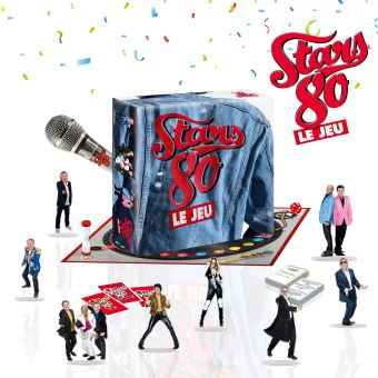 Stars 80 Le Karaoké Coffret Edition Deluxe DVD