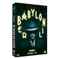 Babylon Berlin Saison 1 DVD