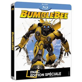 TransformersBumblebee Steelbook Edition Spéciale Fnac Blu-ray