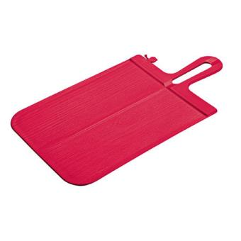 KOZIOL SNAP CUTTING BOARD SOLID RED