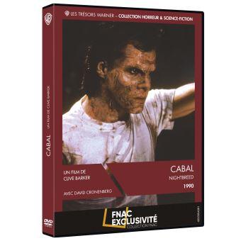 Cabal Exclusivité Fnac DVD