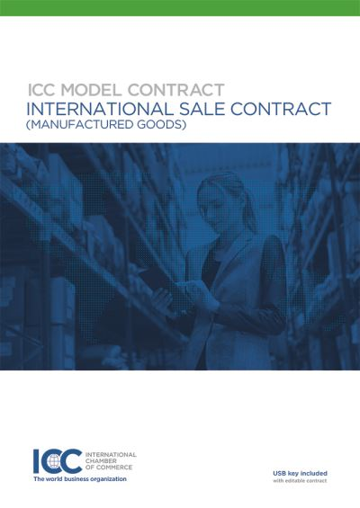 The ICC model contract,  international sale contract