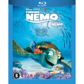 Finding Nemo-BIL-BLURAY