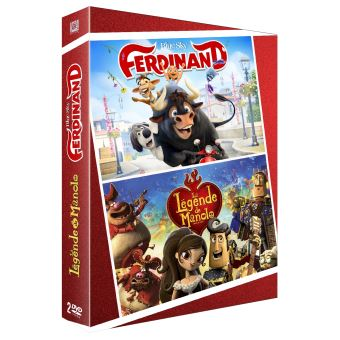Coffret Ferdinand et La Légende de Manolo DVD