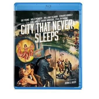 City that never sleeps/ bandw /b&w