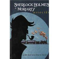 Sherlock Holmes et Moriarty, associés