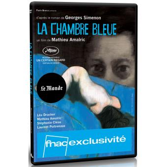 La Chambre Bleue Exclusivité Fnac DVD