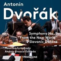 Dvorák : Symphonie numéro 9 en Mi Mineur Opus 95 Du Nouveau Monde, Danses slaves