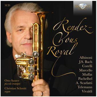 RENDEZ-VOUS ROYAL/3CD