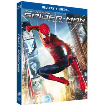 Spider-ManThe Amazing Spider-Man : Le destin d'un héros Blu-Ray