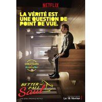 Coffret Better Call Saul Saisons 1 à 4 DVD