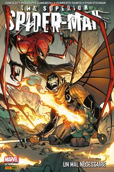 The Superior Spider-Man (2013) T02 - Un mal nécessaire - 9782809474251 - 19,99 €