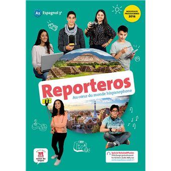 Reporteros 3e Livre De L Eleve
