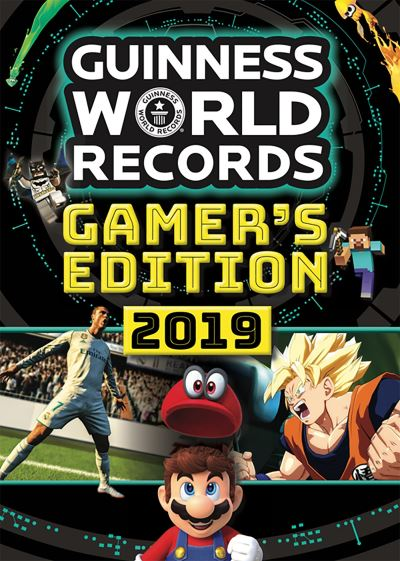 Guiness World Records Gamers 2019