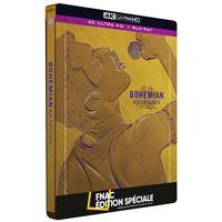 Bohemian Rhapsody Steelbook Edition Spéciale Fnac Blu-ray 4K Ultra HD