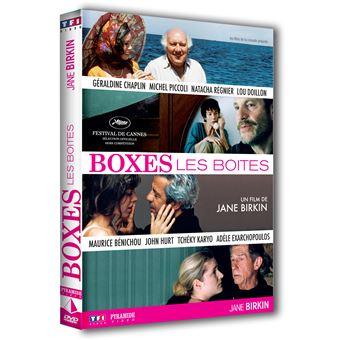 Boxes : Les boîtes DVD