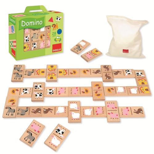 Dominos La Ferme Goula