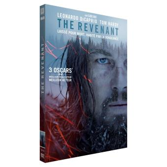 The Revenant DVD + DHD