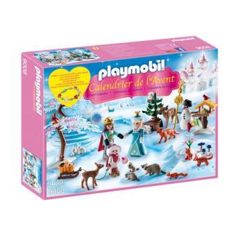 Calendrier L Avent Playmobil.Calendrier De L Avent Playmobil Famille