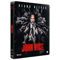John Wick 2 Steelbook Blu-ray