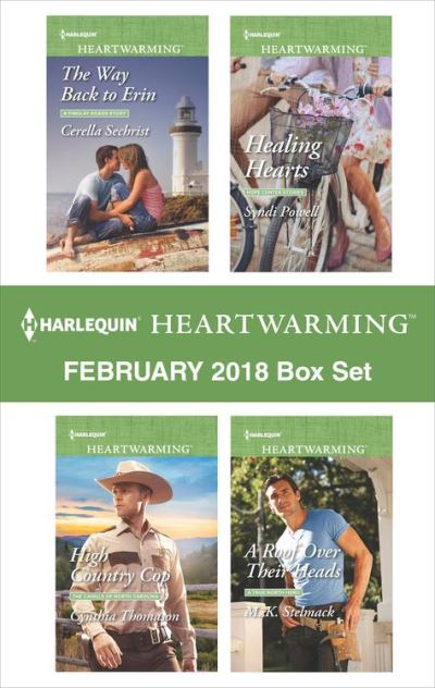 Harlequin heartwarming february 2018 box set