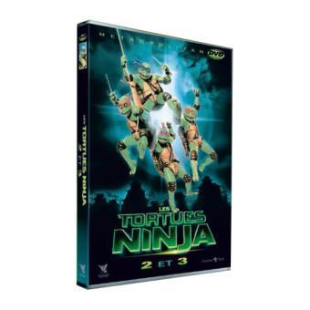Les Tortues NinjaCoffret Les Tortues Ninjas DVD