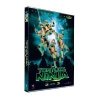 Coffret Les Tortues Ninjas DVD