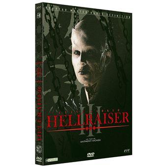 HellraiserHellraiser III DVD