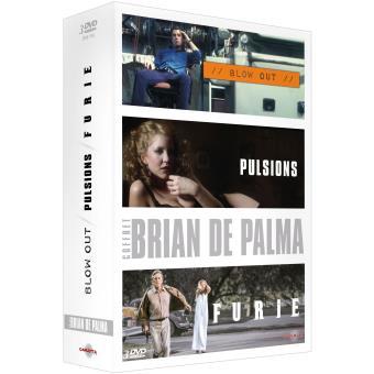 BRIAN DE PALMA-FR-3 DVD