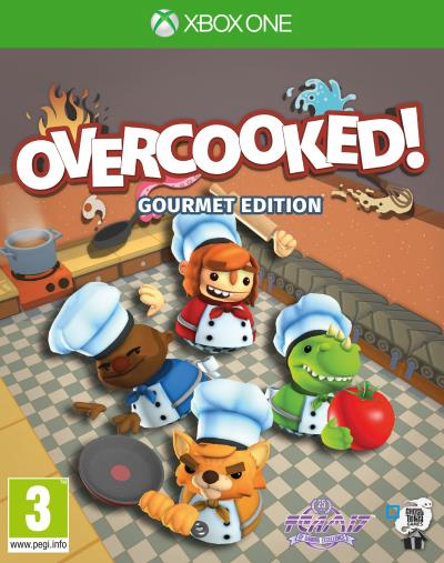 Overcooked Gourmet Edition Xbox One