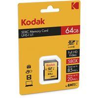 Kodak SDXC 64GB Class 10 UHS-1 U1