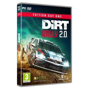 DiRT Rally 2.0 Day One PC