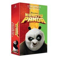Kung Fu Panda Les 3 films Coffret DVD