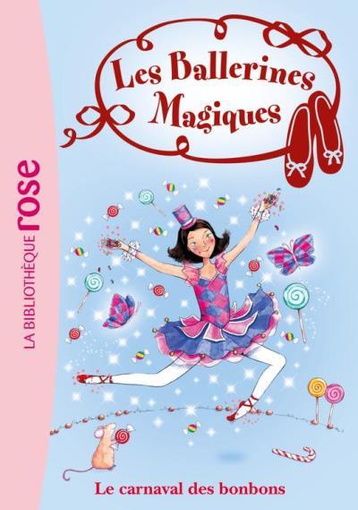 Les Ballerines Magiques 20 - Le carnaval des bonbons - 9782012026124 - 3,99 €