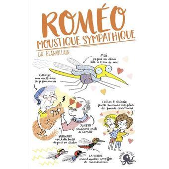 Roméo, moustique sympathique