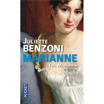 Marianne - tome 4 Toi, Marianne