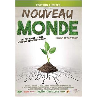 Nouveau Monde DVD