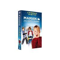Coffret Maman, j'ai raté l'avion Intégrale des 4 films DVD