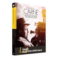 Coffret Les portes de la nuit et Les enfants du paradis Edition Spéciale Fnac Blu-ray