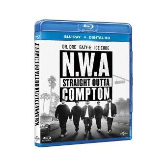 N.W.A Straight Outta Compton Blu-ray