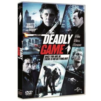 The Deadly Game DVD