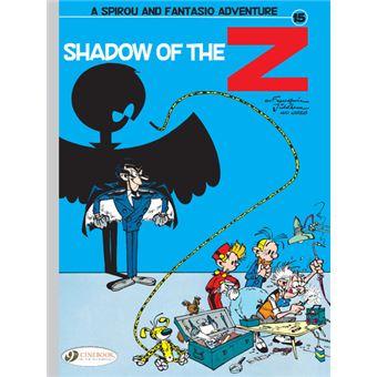 Spirou et FantasioShadow of the Z