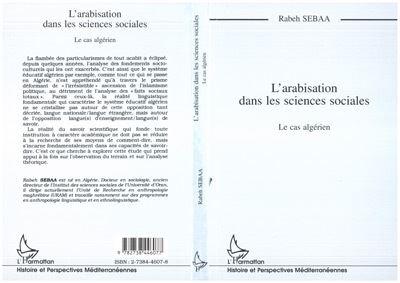 L'arabisation dans les sciences sociales