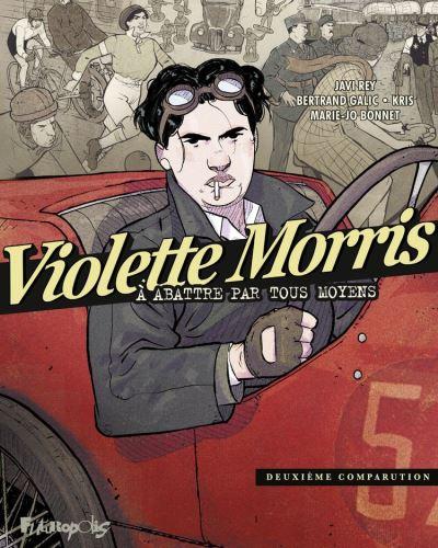 Violette Morris (Tome 2)