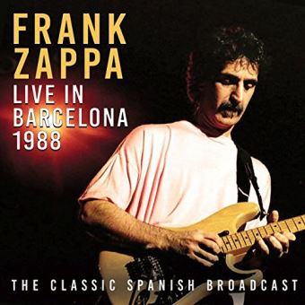 Live in barcelona radio broadcast 1988