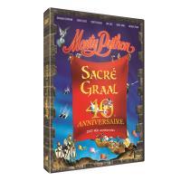Monty Python Sacré Graal 40ème anniversaire DVD