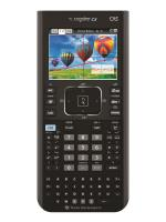 Texas Instruments TI-Nspire CX CAS Mode Examen
